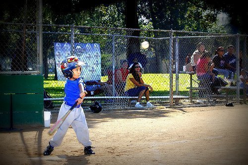 Five Tips On Taking Your Child to His First Baseball Game