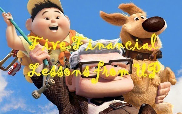 Five Financial Lessons From Disney's Up