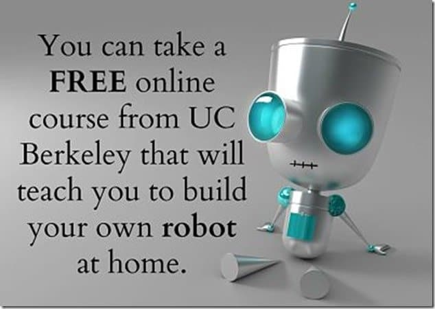 Do You Want To Build A Robot?