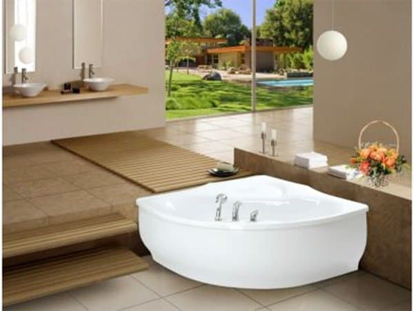 How To Fit a Bathtub in Your Small Bathroom