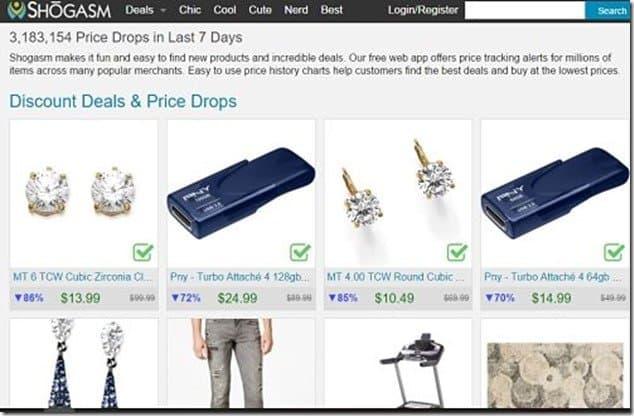 Online Shopping Made Easy via Shogasm