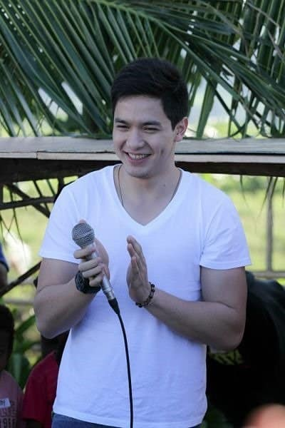 GMA Artist Center's Alden Richards celebrates 24th birthday with a charity event