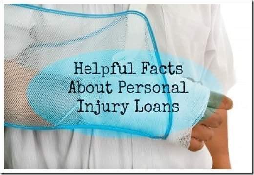 Helpful Facts About Personal Injury Loans