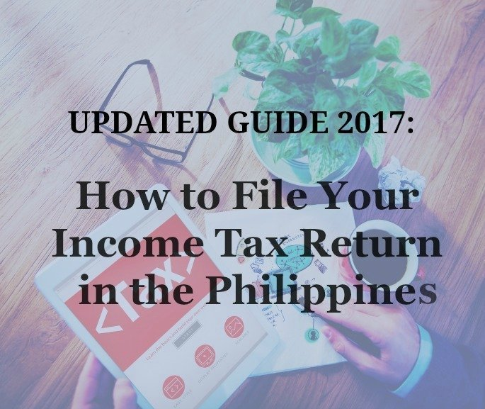 How To File Your Income Tax Return – 2017